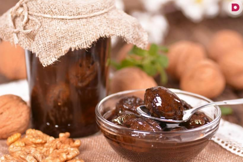 Польза и вред варенья из грецких зеленых орехов, способы приготовления, как выбрать правильную посуду