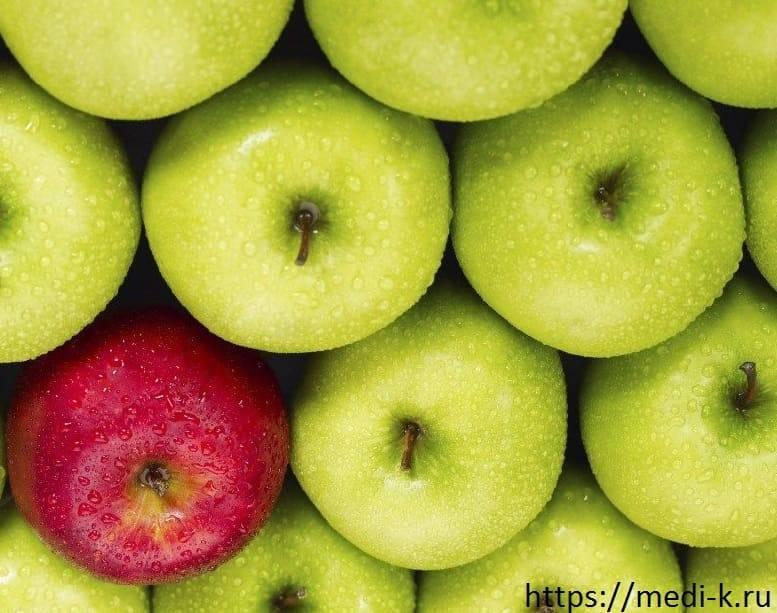 Яблочные семечки польза или вред