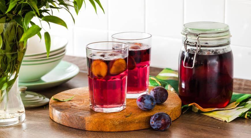 Испортился компот из сливы как сделать вино