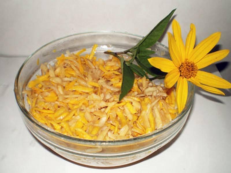 Топинамбур — 8 рецептов приготовления быстрых и вкусных блюд из топинамбура