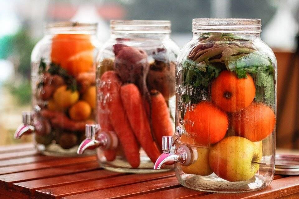 Осенние фантазии в стеклянных банках или есть ли толк в овощах «впрок»