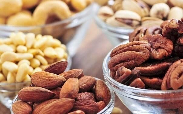 Самые полезные орехи: обзор вкусных плодов
