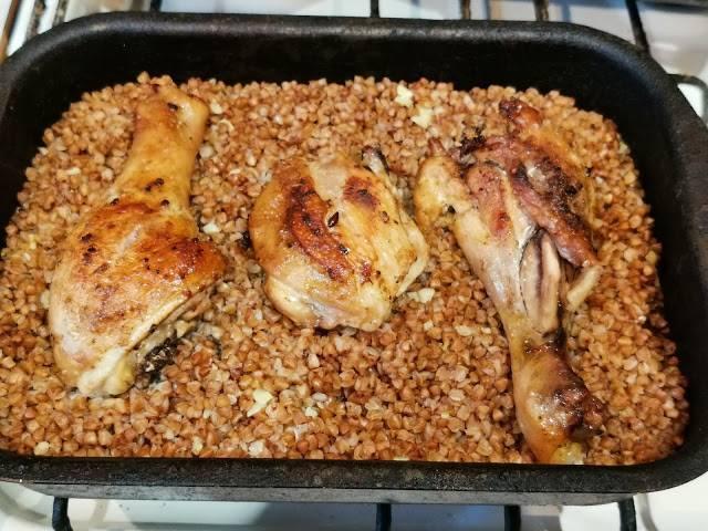 Рис с курицей в духовке рецепт с фото пошагово и видео - 1000.menu