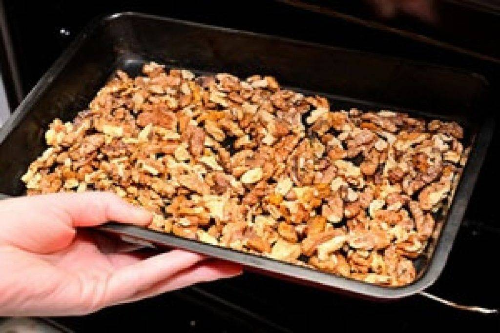 Орехи в микроволновке польза и вред