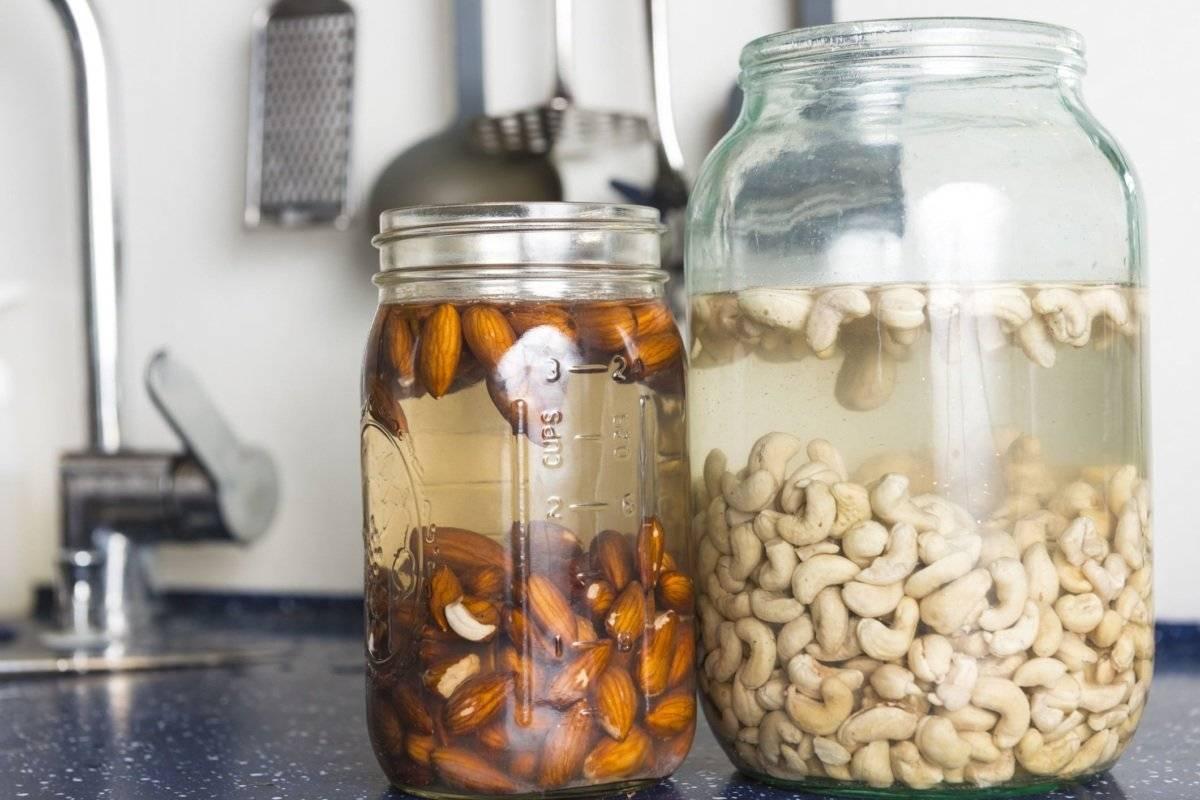 Замачивать орехи зачем. как и зачем нужно замачивать орехи? | здоровое питание