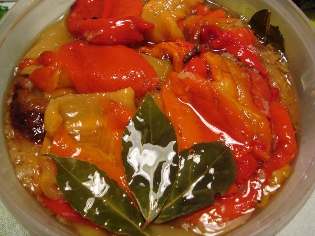 Маринованный перец болгарский на зиму рецепты
