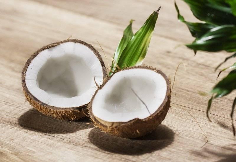 Польза кокоса