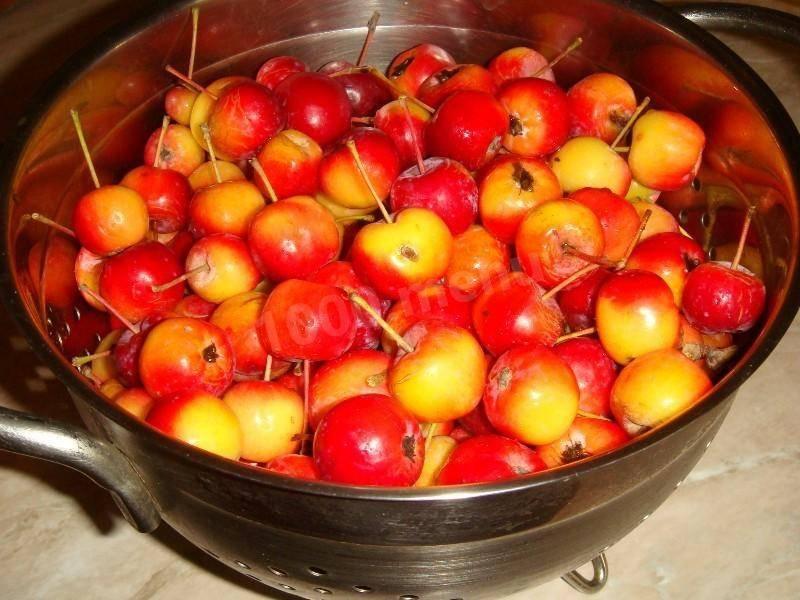 Варенье из райских яблок с хвостиками - прозрачное: рецепт с фото пошагово, классическое