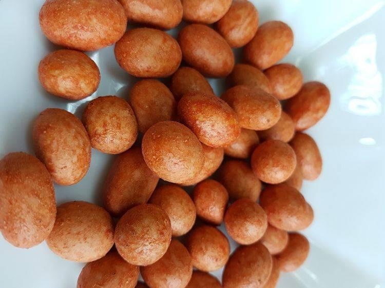 Сколько жарить арахис на сковородке. время жарки арахиса. на каком огне жарить арахис. как жарить арахис в микроволновке.