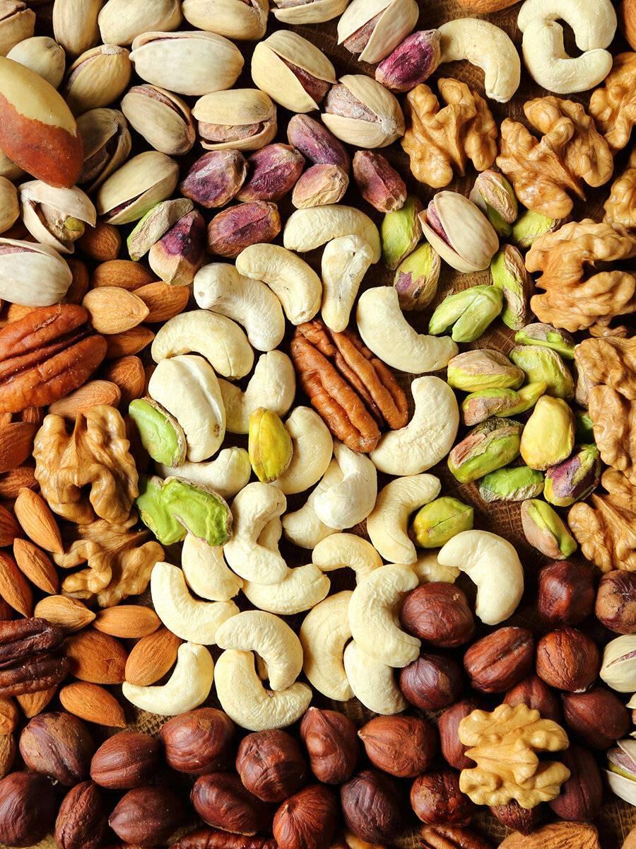Виды орехов, список съедобных и несъедобных орехов - орех эксперт