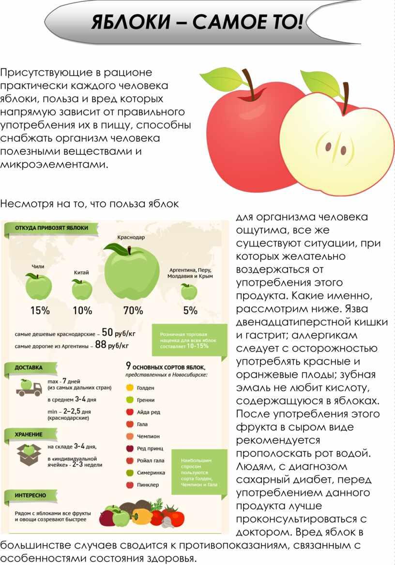 Семечки от яблок: польза, вред и противопоказания, калорийность, особенности употребления