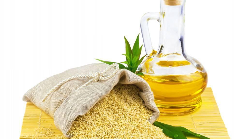 Кунжутное масло: полезные свойства и вред, состав, чем заменить в рецептах, применение в кулинарии, народной медицине, для кожи, в быту