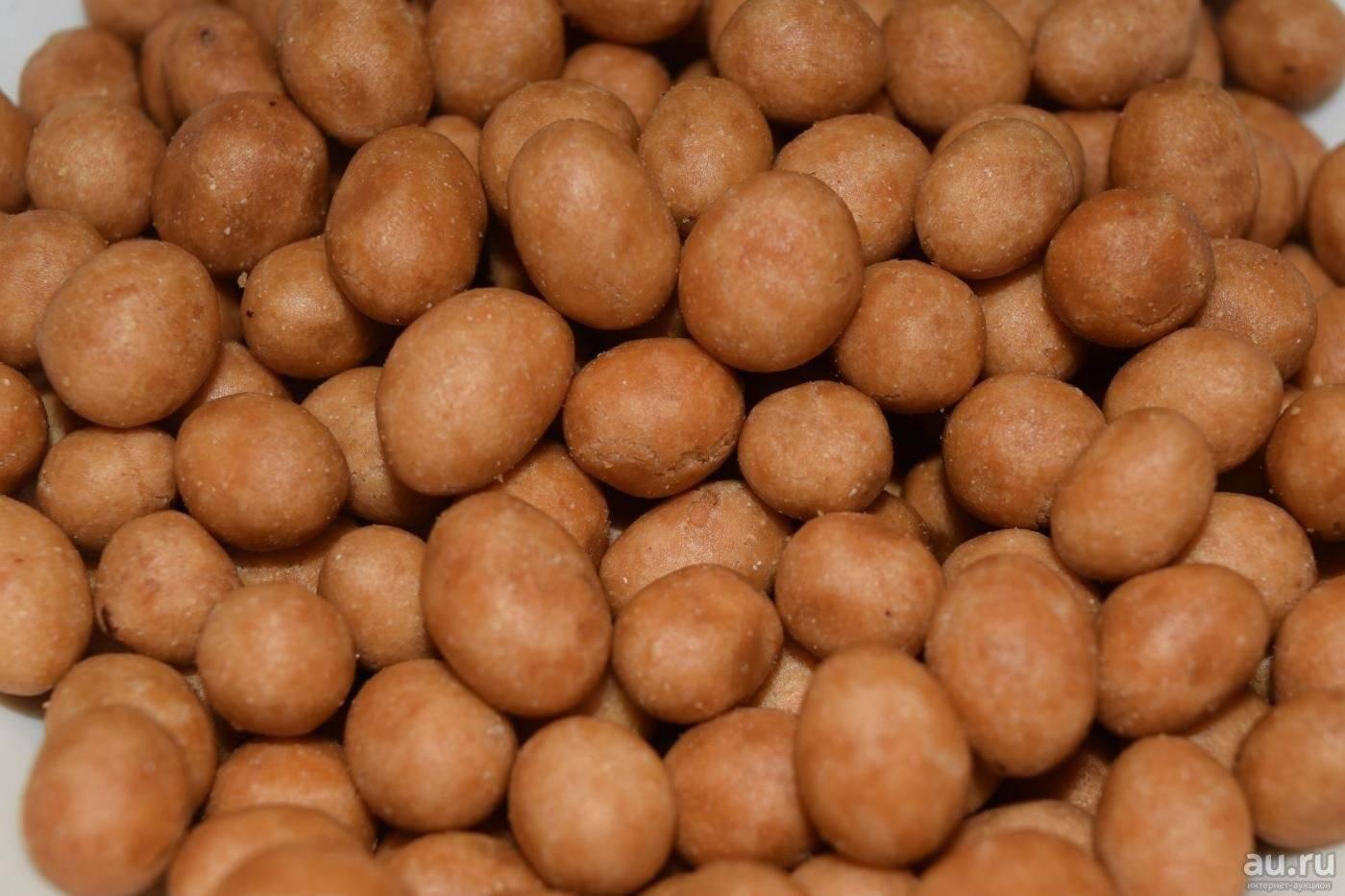 Арахис в кокосовой глазури польза и вред