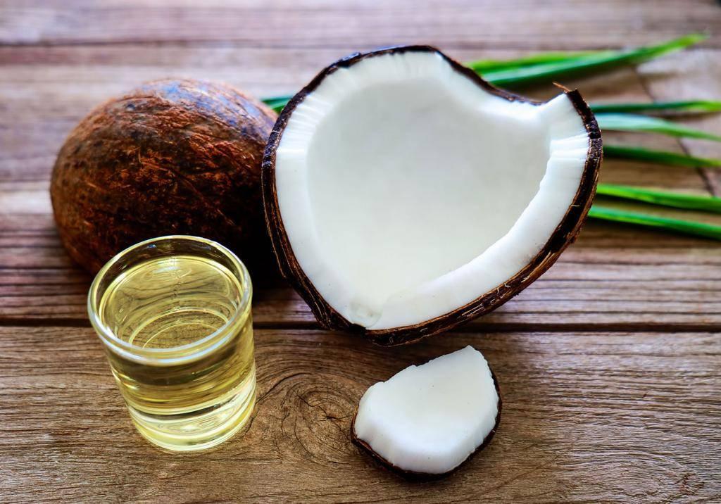 Кокосовое масло для тела: применение и польза