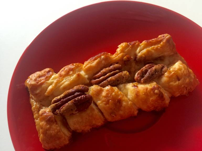 Слойки кленовый пекан рецепт с фото пошагово и видео - 1000.menu