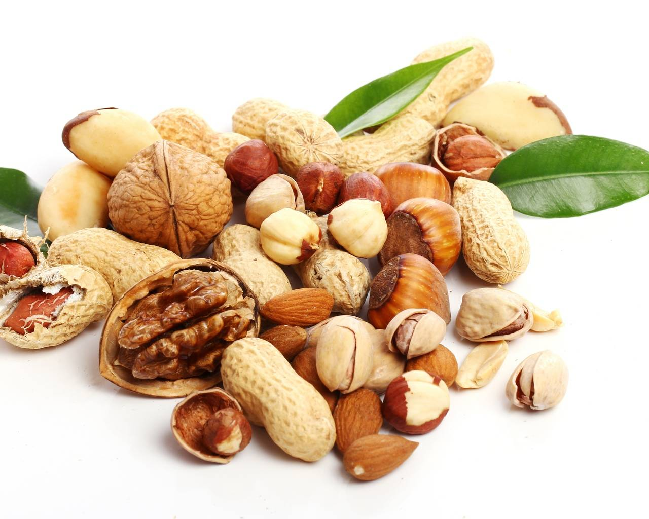 Как правильно худеть на грецких орехах?