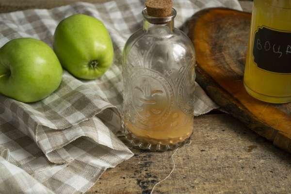 Рецепт уксус с листьями смородины