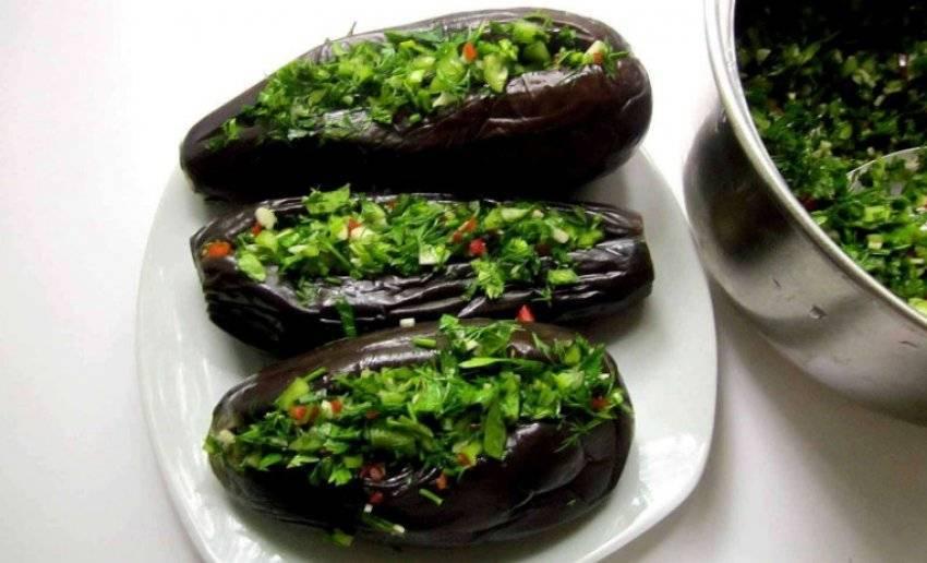 Готовим квашеные баклажаны на зиму: вкуснейшие рецепты простых закусок!