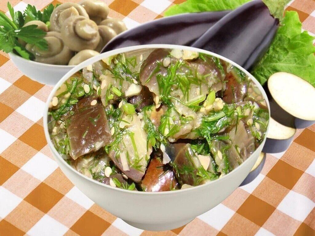 Баклажаны как грибы — 10 быстрых и вкусных рецептов