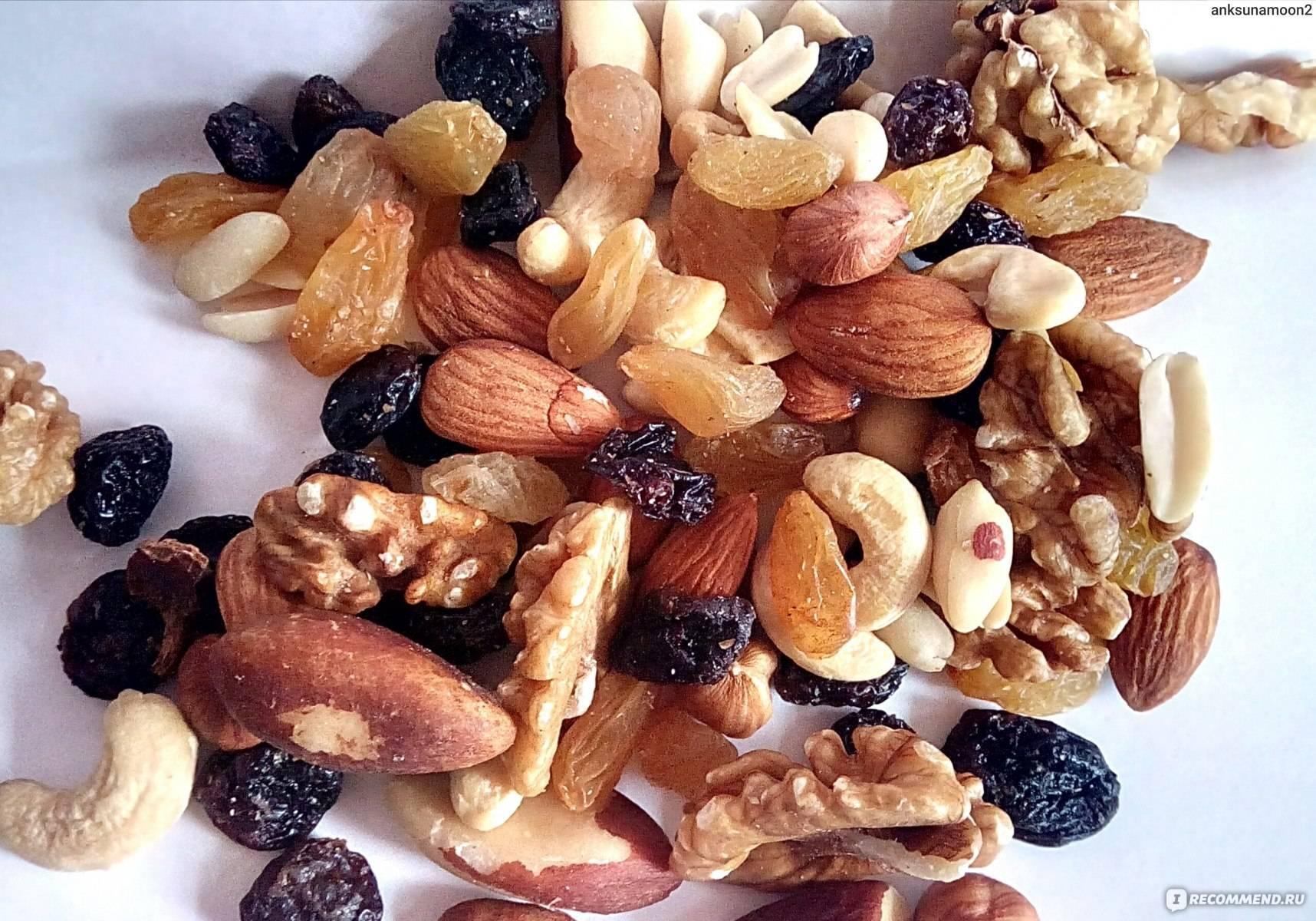 Какие орехи можно кушать пациентам при гастрите различной кислотности? - лекарьтут