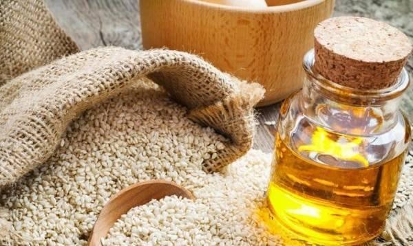 Кунжутное масло – полезные свойства и противопоказания