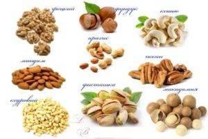 Полезное лакомство – с какого возраста можно давать ребенку кедровые орехи ?