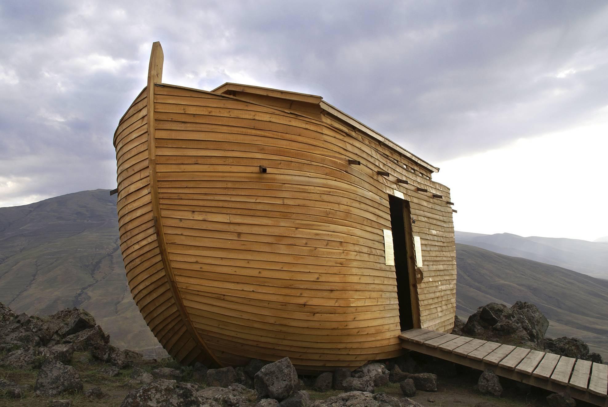 Что такое ковчег? мифы и реальность в истории всемирного потопа