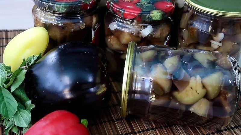 Баклажаны как грибы на зиму: лучшие рецепты
