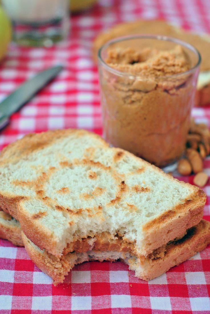 С арахисовой пастой 5 рецептов - 1000.menu