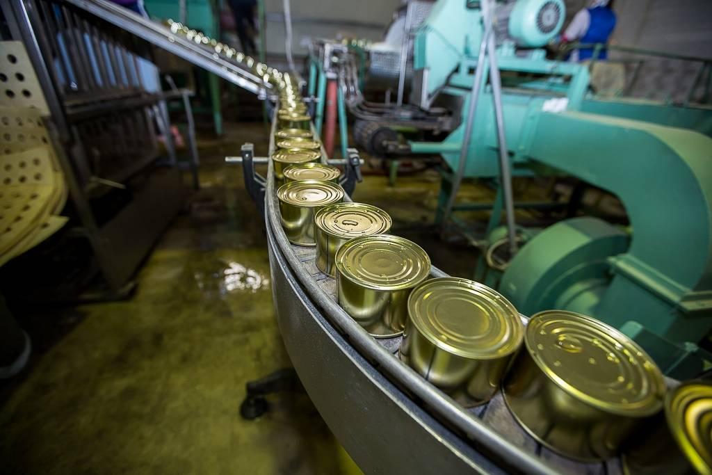 Как производят рыбные консервы?