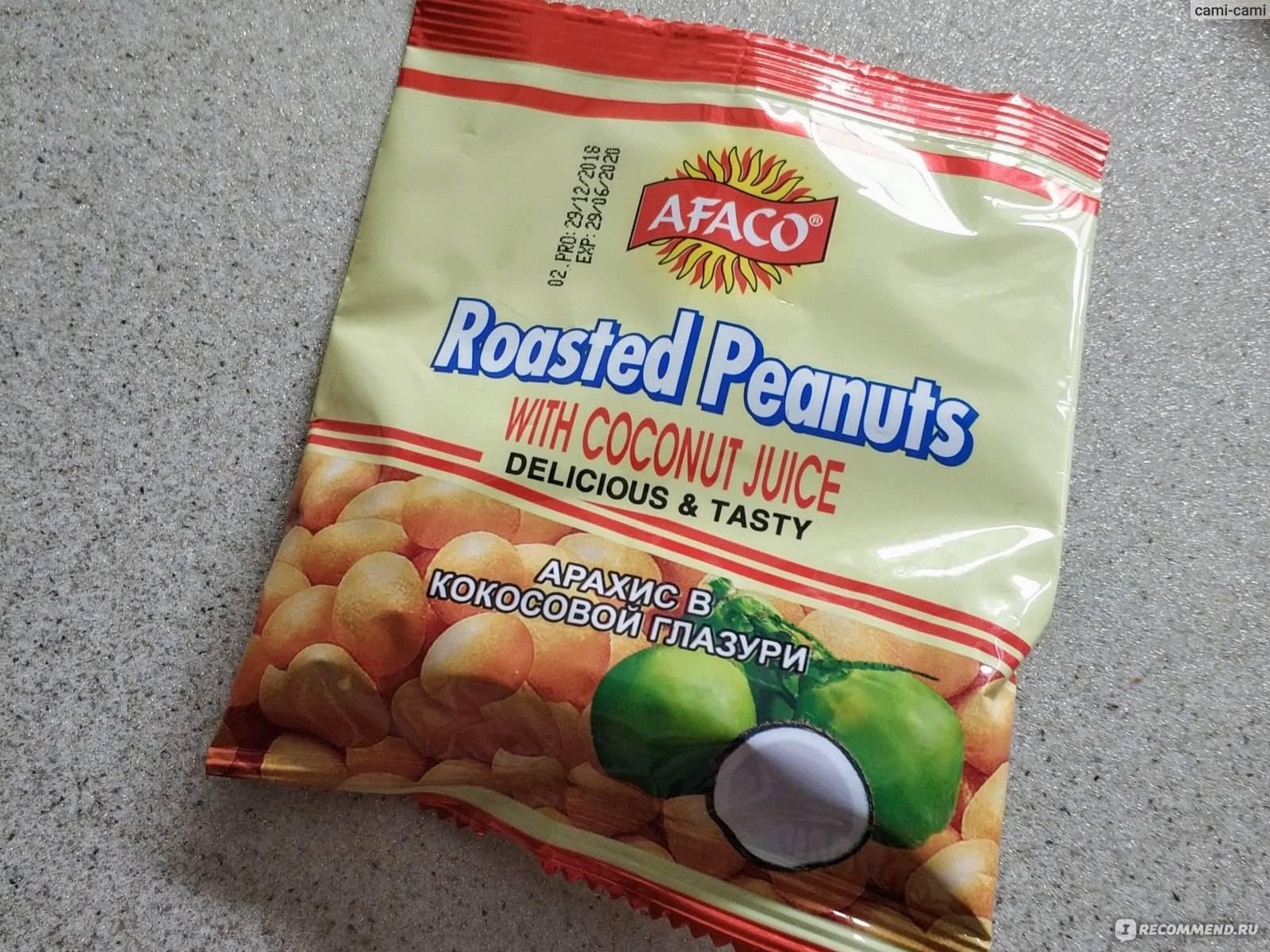 Арахис в кокосовой глазури: лакомство для настоящих гурманов