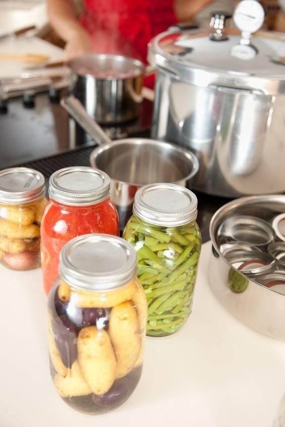 Технология домашнего консервирования плодов и овощей