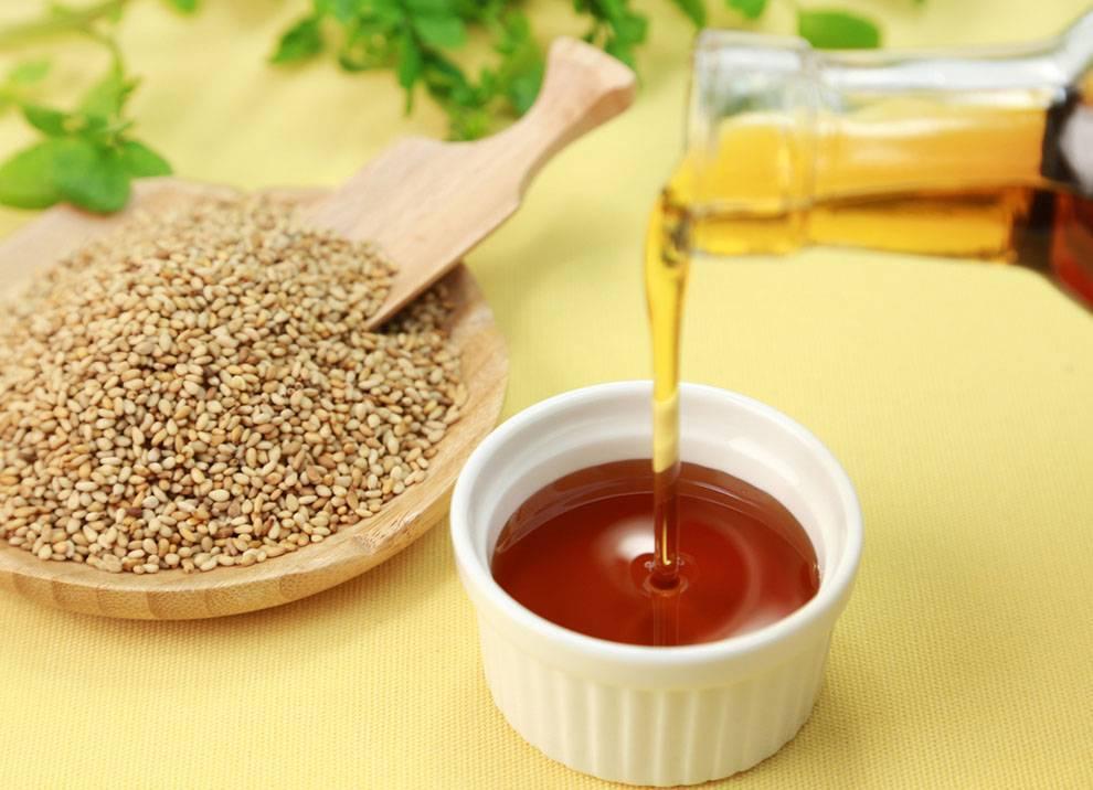 Кунжутное масло — эликсир здоровья и красоты