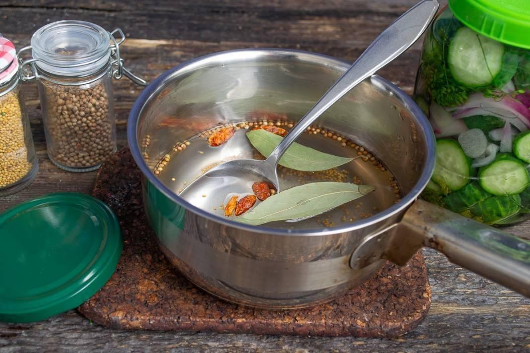 Рыба под маринадом - рецепт приготовления в домашних условиях