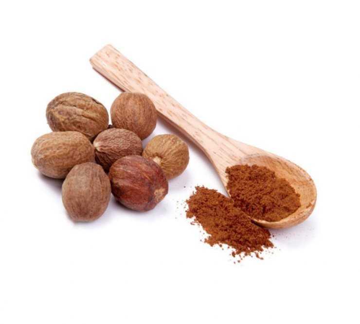 Мускатный орех и эффект от употребления