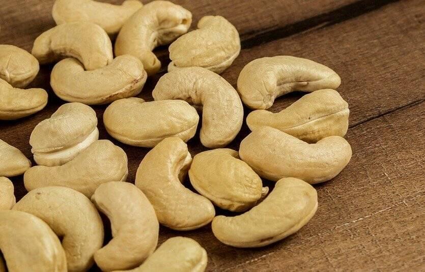 Чем полезны орешки кешью