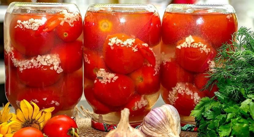 Рецепт помидор с медом консервирование