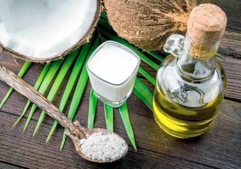 Как масло кокосовое действует на организм, его польза и вред