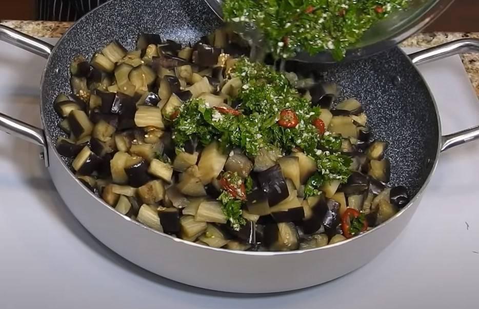 Баклажаны, как грибы — быстрые и вкусные рецепты с фото