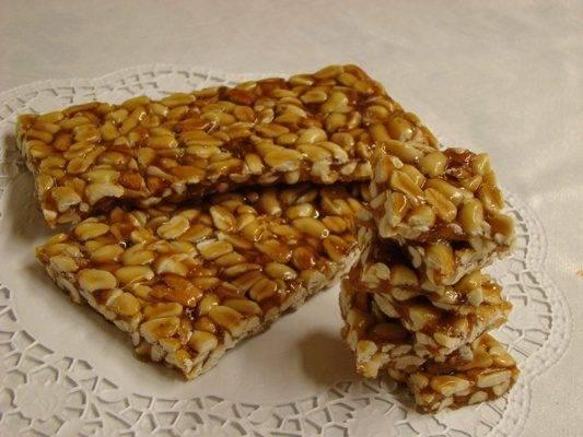 Мягкие козинаки | ana's food blog