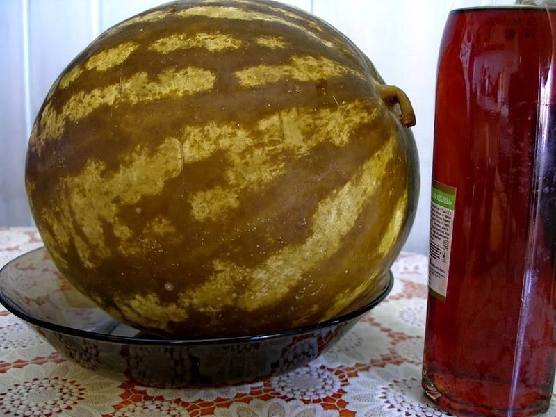 Вкуснейшие рецепты заготовок консервированных арбузов без стерилизации на зиму