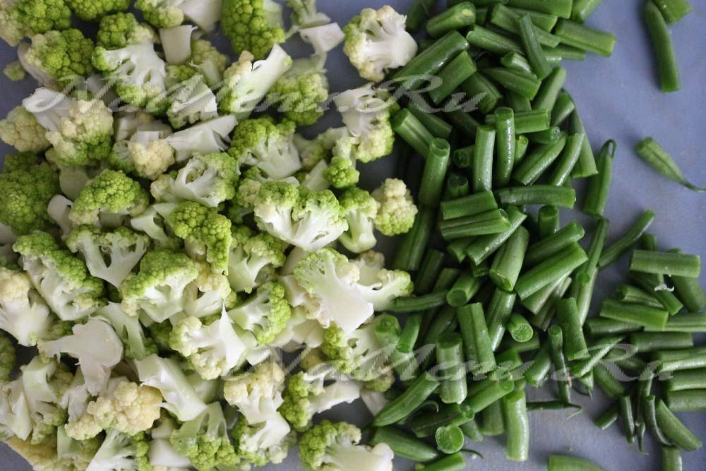 Рецепты из стручковой фасоли и цветной капусты: как приготовить вкуснейшие супы, салаты, гарниры и запеканки, а также сведения о пользе и вреде блюд из этих овощей русский фермер