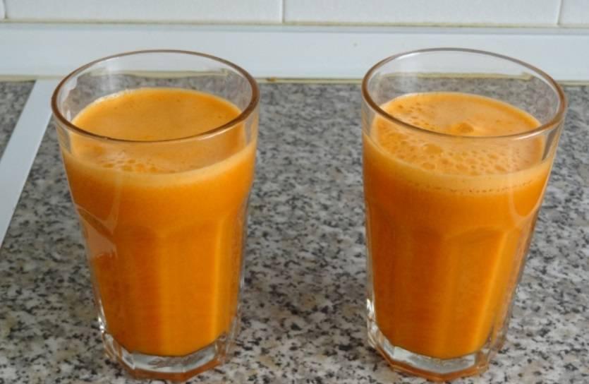 Как приготовить морковный сок в домашних условиях на зиму