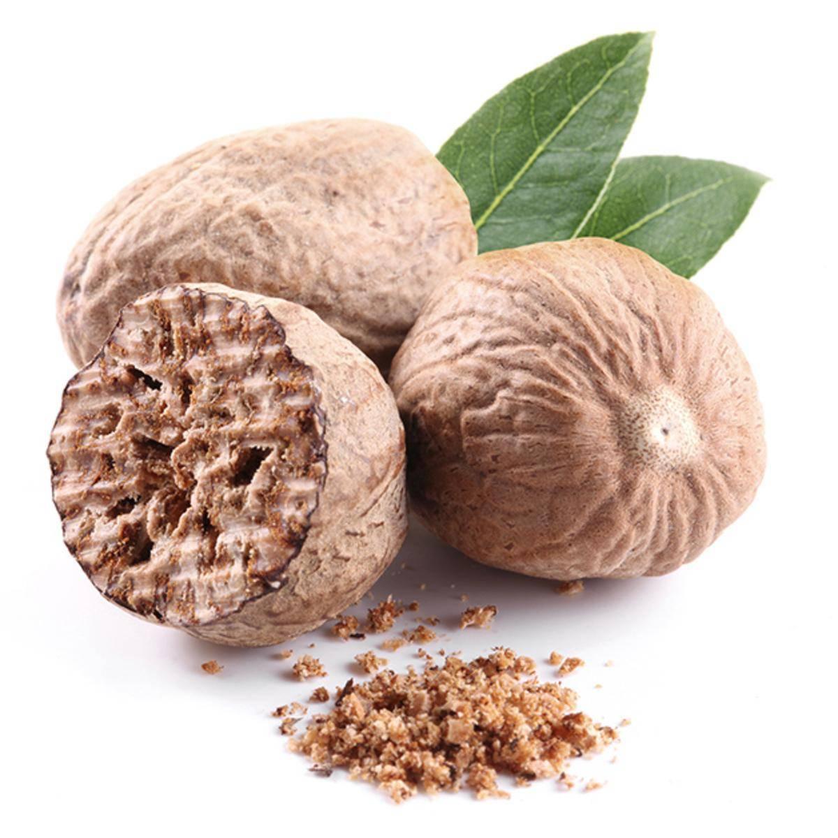 Польза и вред мускатного ореха — 8 фактов о влиянии на здоровье