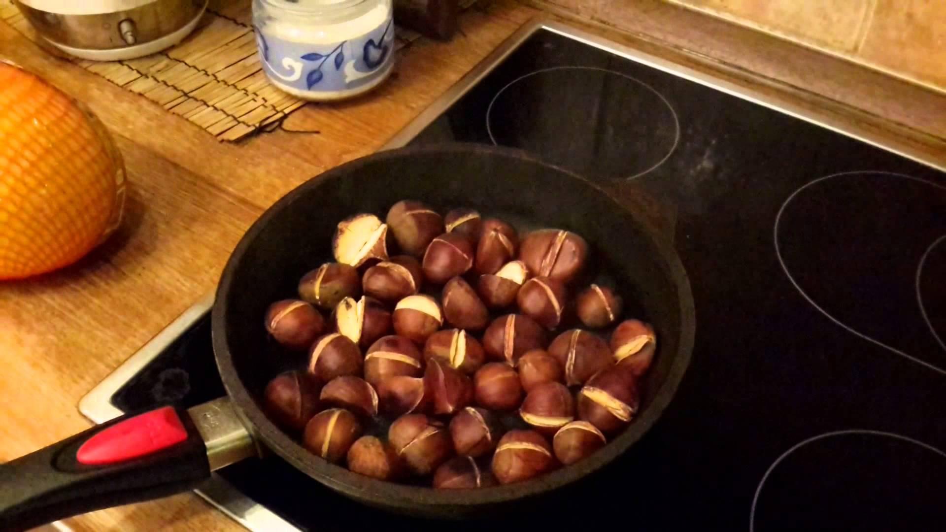 Как пожарить кешью на сковороде и в духовке
