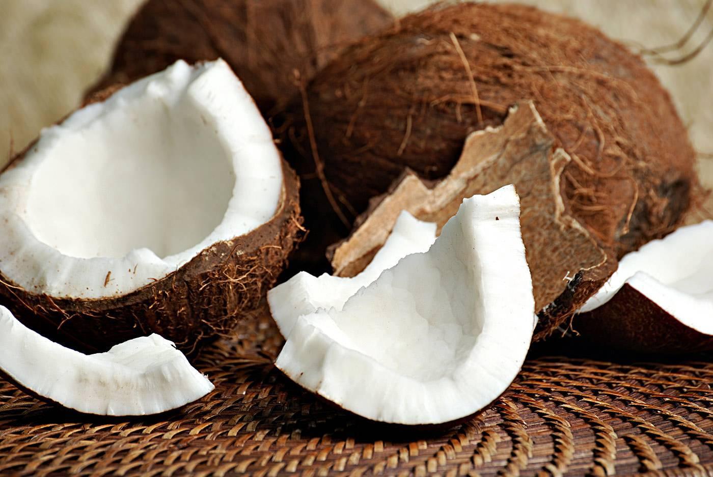Кокос это фрукт или орех