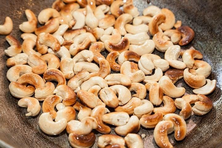 Кешью жареный – калорийность ореха, его польза и вред