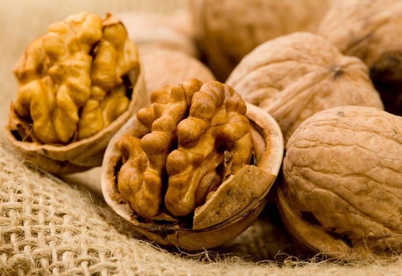 Польза грецких орехов при беременности