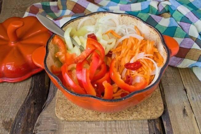 Хит сезона: опята в томатном соусе