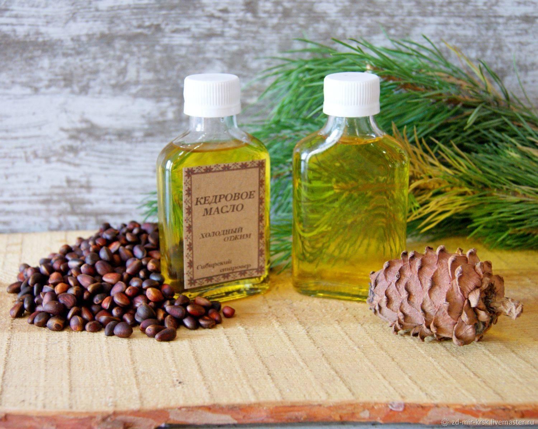 Кедровое масло: что это такое, где применяется, польза и вред
